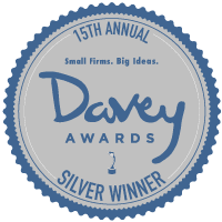 15th Annual Davey Awards Silver Winner